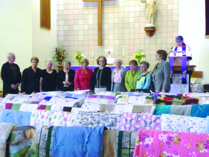 Synod of Alberta and the Territories - Canada Lutheran Magazine - ELCIC