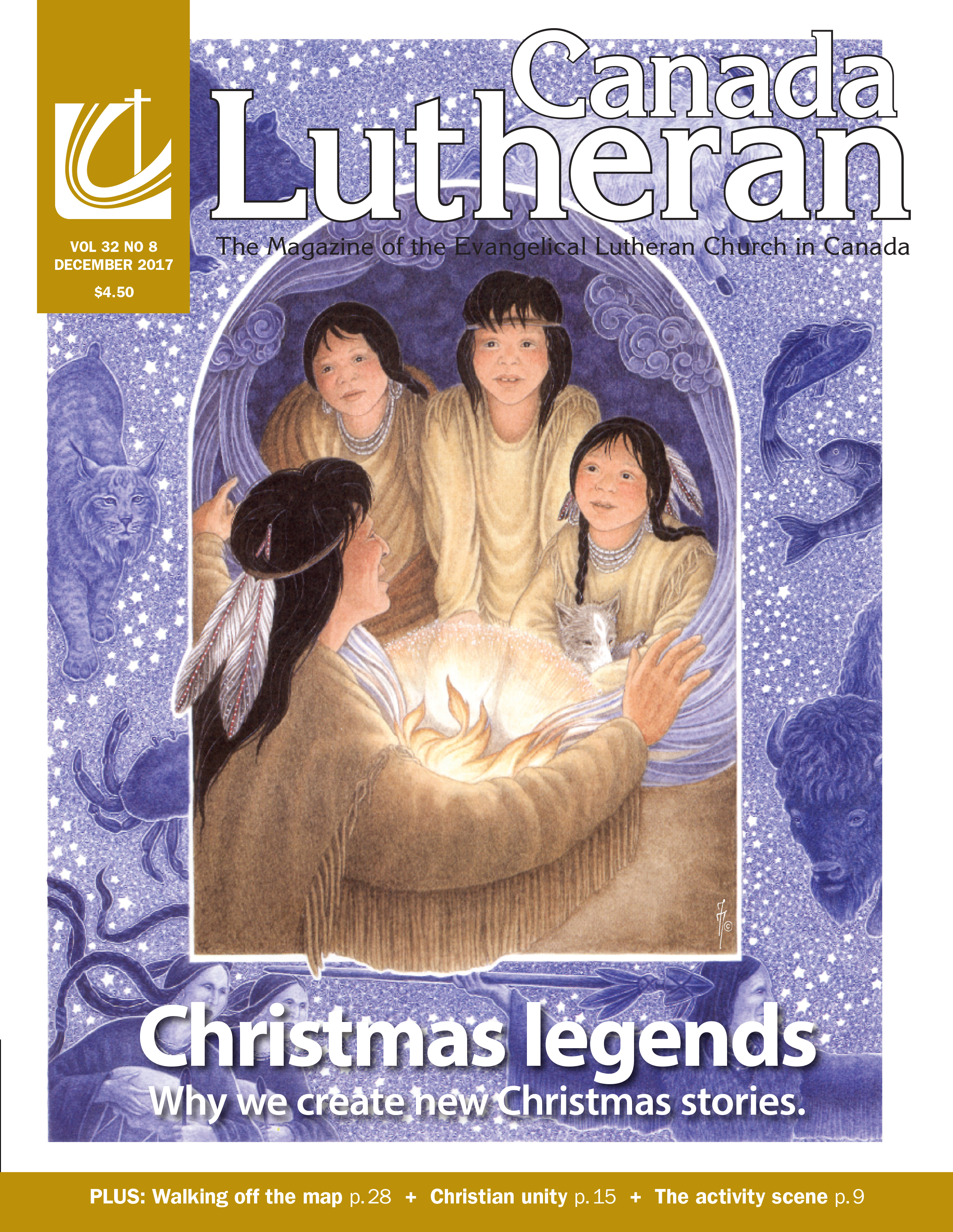 Early Legends About Jesus' Birth and Childhood - Canada Lutheran Magazine - ELCIC