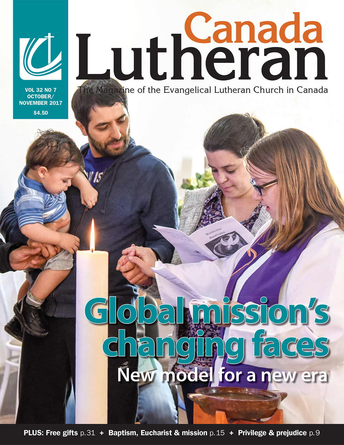 Global Mission in the ELCIC - Canada Lutheran Magazine - ELCIC