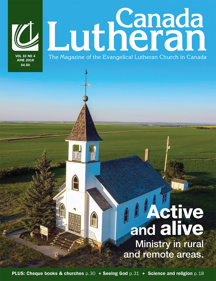 Active and Alive - Canada Lutheran Magazine - ELCIC
