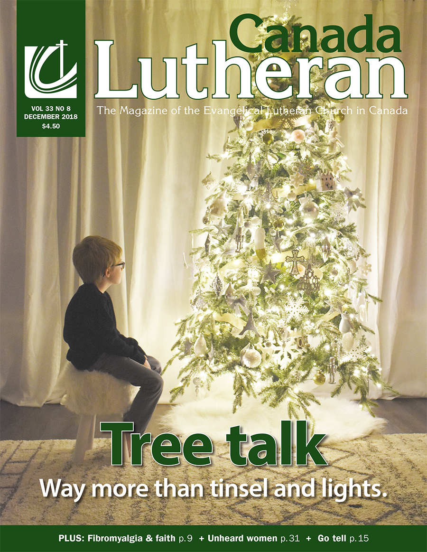December – 2018 - Canada Lutheran Magazine - ELCIC