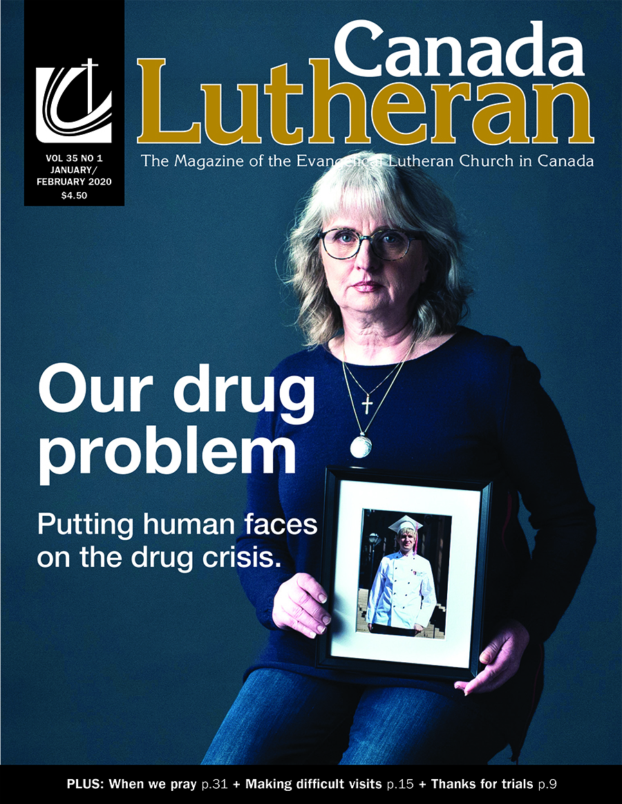 January – February 2020 - Canada Lutheran Magazine - ELCIC