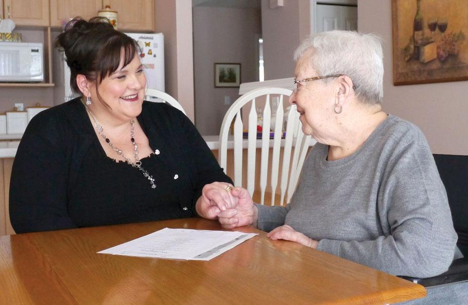 Parish Nursing - Canada Lutheran Magazine - ELCIC