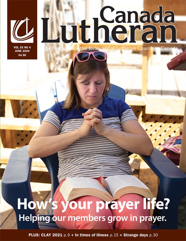 June – 2020 - Canada Lutheran Magazine - ELCIC