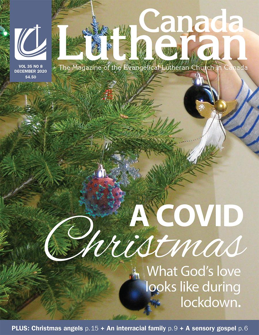 December – 2020 - Canada Lutheran Magazine - ELCIC