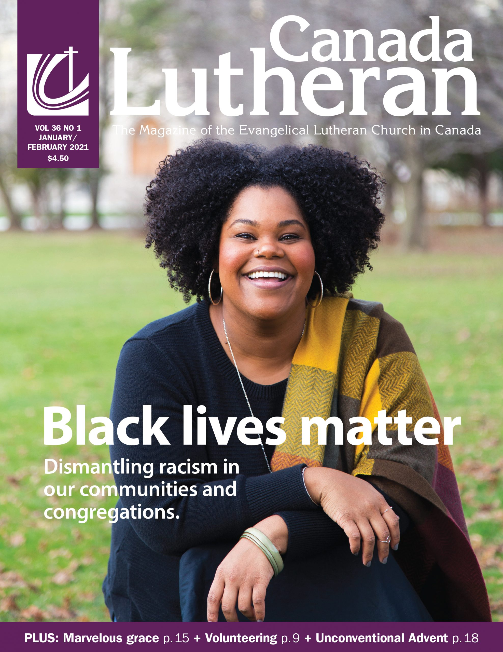 We Are Lutheran - Canada Lutheran Magazine - ELCIC