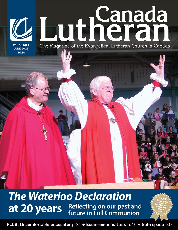 June – 2021 - Canada Lutheran Magazine - ELCIC