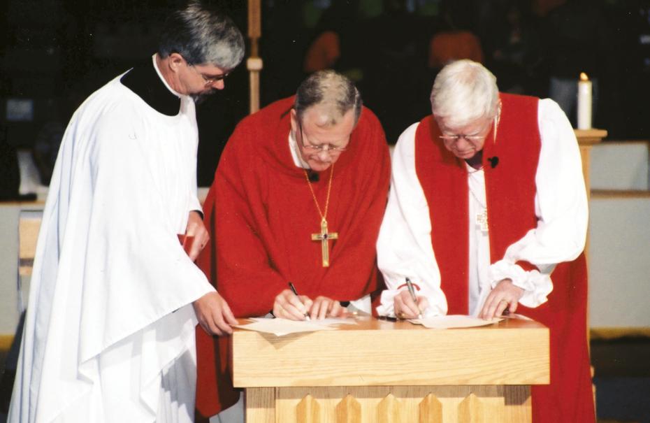 The Waterloo Declaration at 20 - Canada Lutheran Magazine - ELCIC